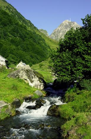 Pic du Midi. Hautes- Pyrenees